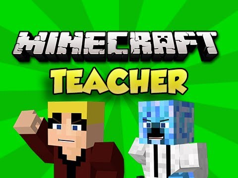 Minecraft: TEACHER Ep. 3 (Minigame)