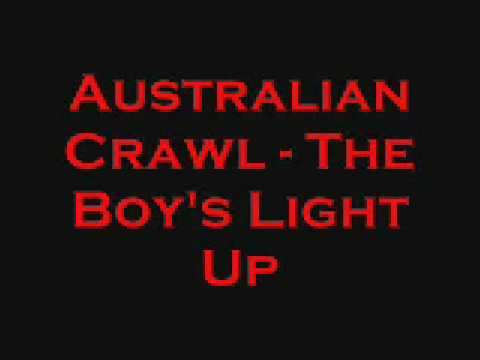 Australian Crawl - Love Boys