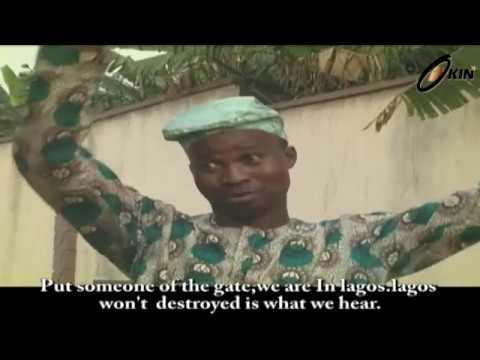 Baoku Yoruba Nollywood Drama Movie Starring Dele Odule