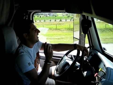 Nervozni Postari U Kamionu video