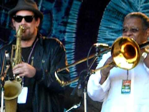 Papa Mali Band With Fred Wesley @ Bear Creek Festival 2009
