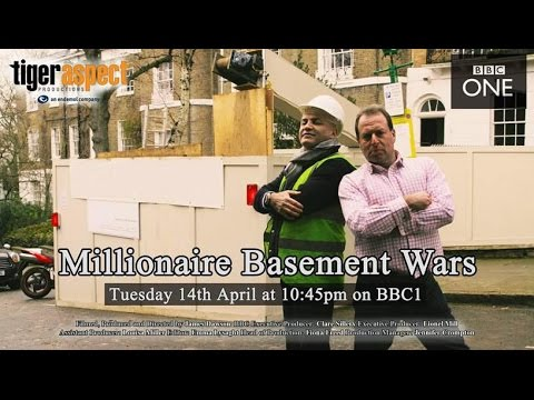 Millionaire Basement Wars BBC Documentary 2015 - Landmass London Property Development