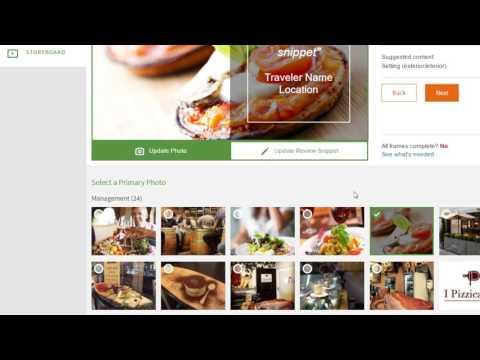 TripAdvisor launches Storyboard for Restaurants