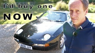 Here's why the Porsche 928 is now or never