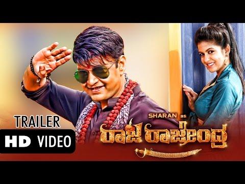 Raja Rajendra| trailer| Feat.sharan,ishitha Dutta | New Kannada Video Song video