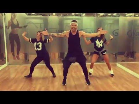 Baddest Girl in Town - Pitbull (feat. Mohombi & Wisin) - Marlon Alves Dance MAs