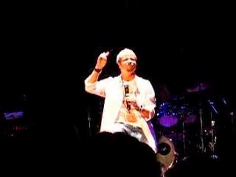 2006-06-16 - HOB Chicago - Brian Littrell - In Christ Alone