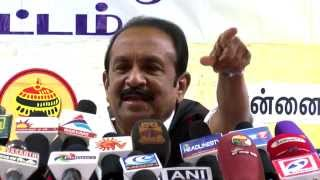 VAIKO Quits NDA after sighting a Long List of Allegations Against Narendra Modi - MustWatch