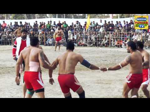 Maharja Ranjit Singh Gold Kabbadi Cup Phillaur 2014 Part 2 (Media Punjab TV)