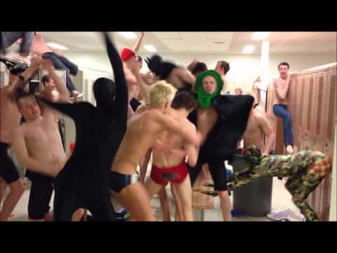 PAC-10 SWIM HARLEM SHAKE