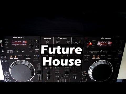 Future House Mix - DJ Twinz - Pioneer CDJ 350, DJM 350