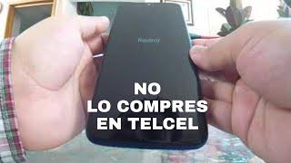 Unboxing Redmi Note 7 de Telcel   NO LO COMPRES