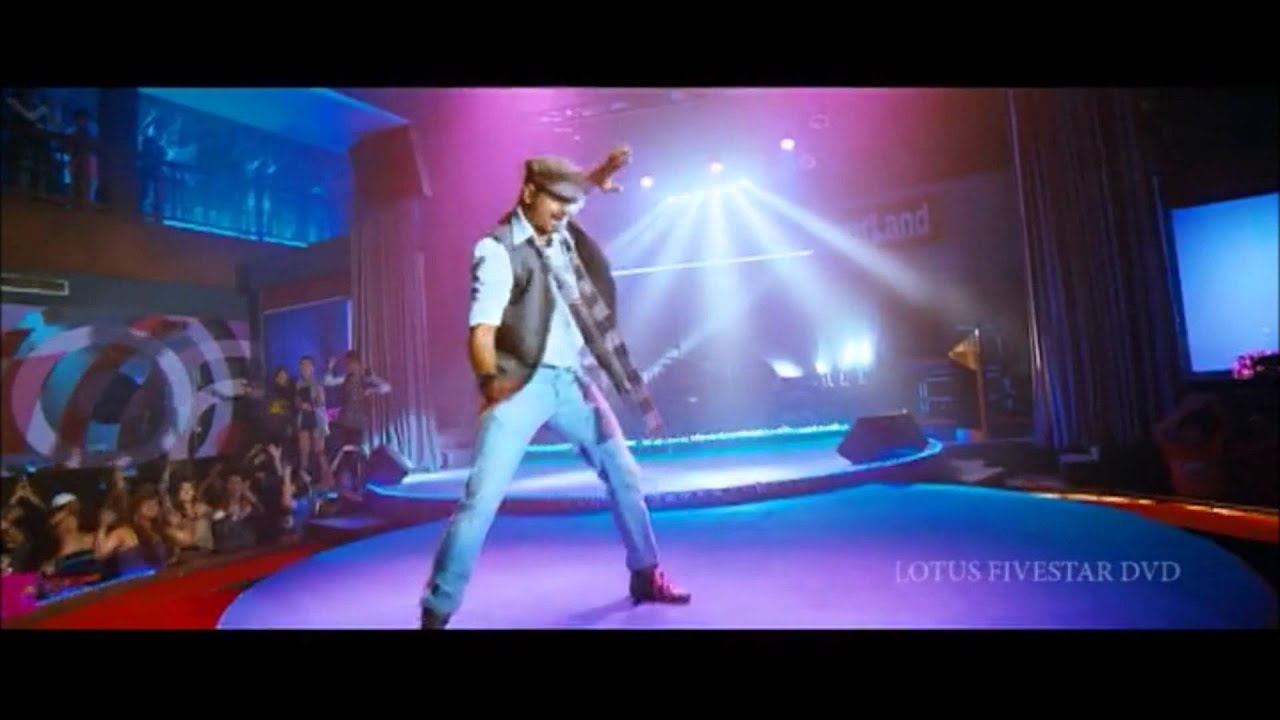 Google Google video song from thuppaki, 1080p, hd - YouTube