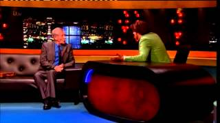 """Ian McKellen"" On The Jonathan Ross Show 4 Ep 11 16 March 2013 Part 4/5"