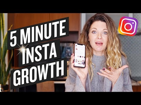 The 5 Minute Rule for Instagram Growth Instagram Strategy