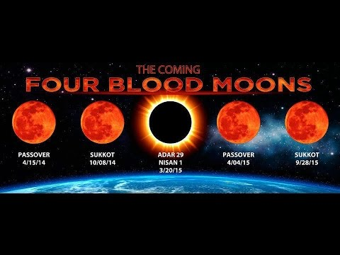 Responding to John Hagee's Four Blood Moons and the Second Coming of Christ