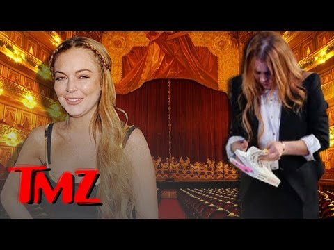 Lindsay Lohan's Play Opens in London