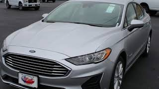 New 2019 Ford Fusion Hybrid Mt Pleasant TX Sulphur Springs, TX #F7053