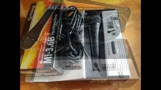 Micro karaoke có dây Arirang Mi-3.6B.BH 12 tháng ,giá rẻ chỉ 180k.LH:0965645711