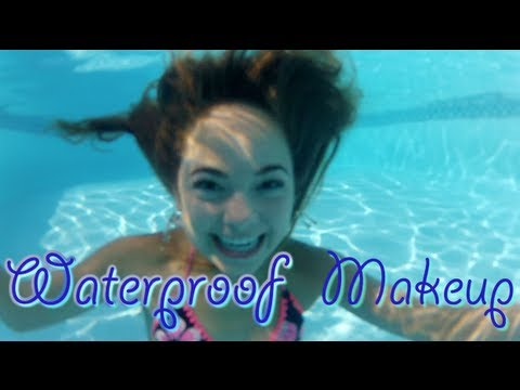 Waterproof Makeup!