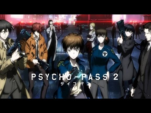 Unboxing ~ Psycho Pass Staffel.2 Vol.1 Limited Edition  ~ Anime DVD (German)