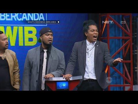 download lagu Waktu Indonesia Bercanda - Kocak !! Arie Kriting Marah Marah Sama Penonton 3/4 gratis