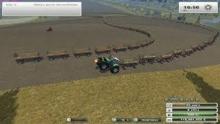 Farming Simulator 2013 106 Trailers HD
