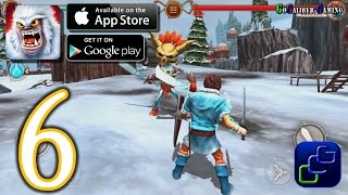 Beast Quest Android iOS Walkthrough - Part 6 - Nanook: Marauders Village - Defeat Krazbal