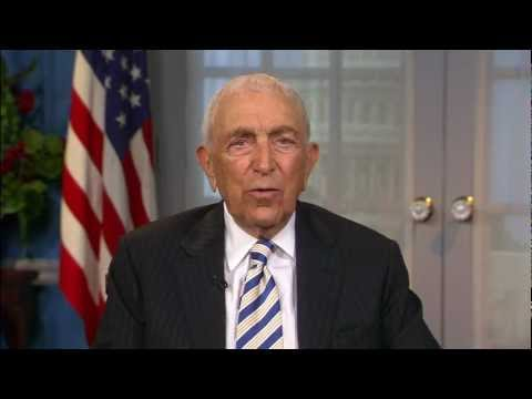 Lautenberg Responds After GOP Blocks Paycheck Fairness Act