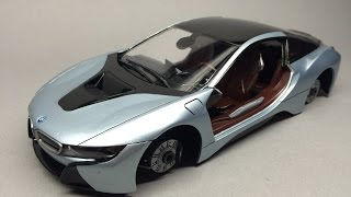 Revell: BMW i8 Part 10 Final Assembly