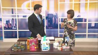 Buy Canadian First on CTV's Canada AM: Eco-friendly products made in Canada - April 2012
