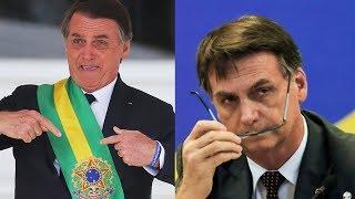 Posse e problemas do Governo Bolsonaro