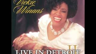 Watch Vickie Winans Aint No Need To Worry video