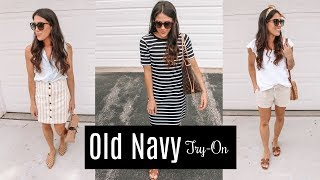 Old Navy Try-On Haul!