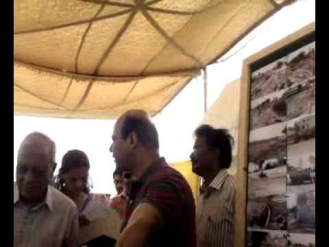 MQM kar pak cricket hanif mohammad  ground gulshan town nazim & MNA . LocـDawood/khuchi/Dhoraji