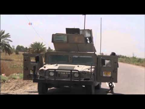 Fighting Continues in Iraq's Anbar Province