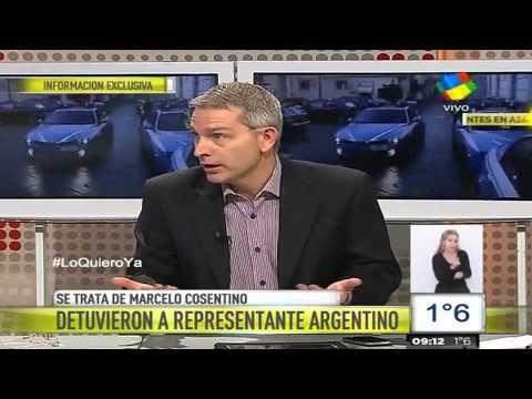 Corrupción en el fútbol: Otro empresario argentino preso