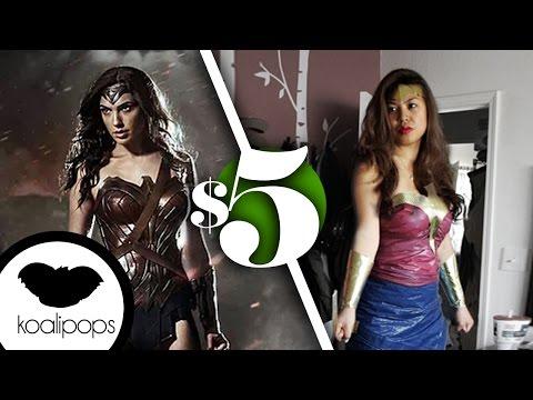 Wonder Women | 5$ Costume