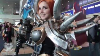 TIER 1 WARRIOR! Mieu's World of Warcraft Cosplay at PAX East 2016