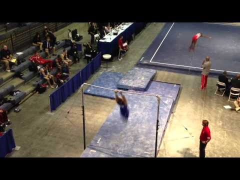 Steven Legendre - 2012 Winter Cup Preliminaries - Horizontal Bar