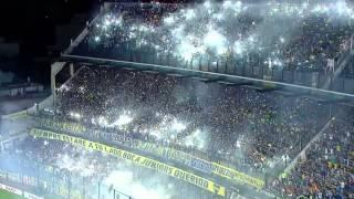 La Bombonera - Boca Juniors Amazing Entrance Vs. River Plate