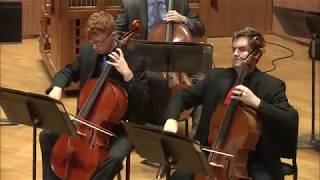 Vivaldi concerto for 2 cellos in g minor, RV. 531