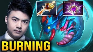 BurNing Weaver Divine Rapier Kite Terrorblade Like a Toy