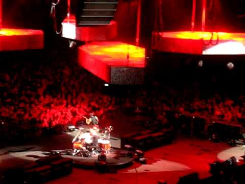Metallica playing Four Horsemen Dallas TexasPart 12
