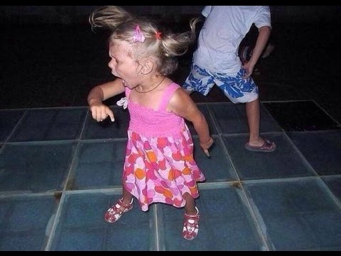 Танцуют дети!!! приколы с детьми