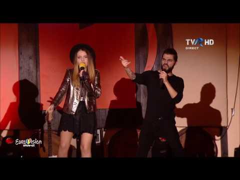 Ilinca & Alex Florea - Heroes (Eurovision. sHow-ul!)