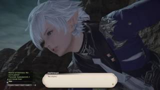 FF14 - Birth of a Red Mage