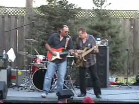 Jeff Watson Band @ McConnell Winery - Match Box