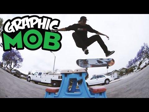 Talkin' MOB: Dane Burman Skates ZERO x Graphic MOB