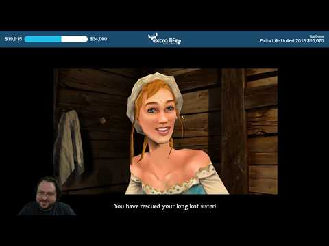 EXTRA LIFE 2018: Sid Meier's Pirates!